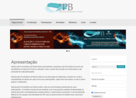 interseccaopsicanalitica.com.br