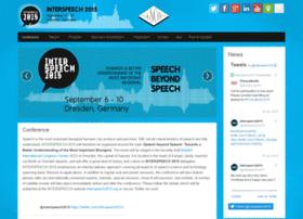 interspeech2015.org