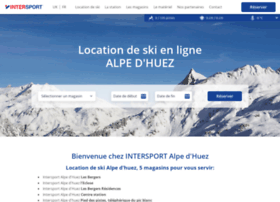intersport-alpedhuez.com