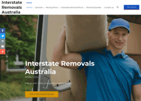 interstateremovalsaustralia.com.au