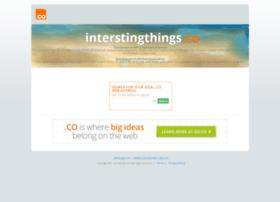 interstingthings.co