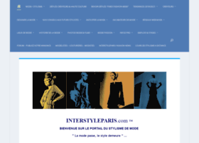 interstyleparis.com