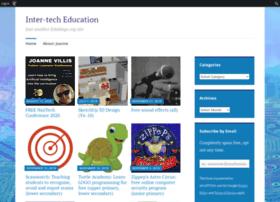 intertecheducation.edublogs.org