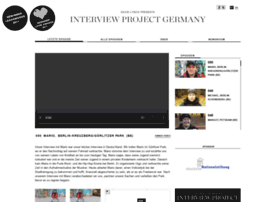 interviewproject.de
