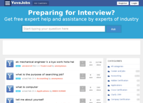 interviewquestions.yuvajobs.com