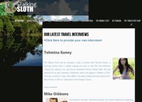 interviews.thetalkingsloth.com