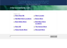 interzonestore.com