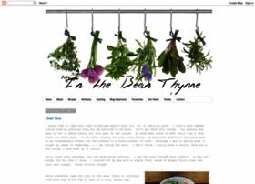 inthebeanthyme.blogspot.com