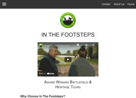 inthefootsteps.com