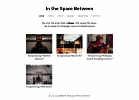 inthespacebetween.com