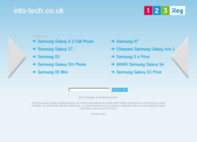 into-tech.co.uk