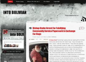 intobolivian.com