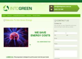 intogreen.com.au