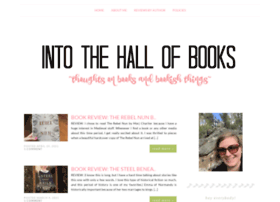 intothehallofbooks.com