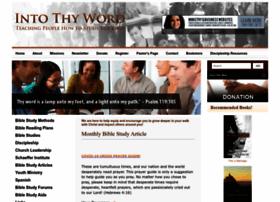 intothyword.org