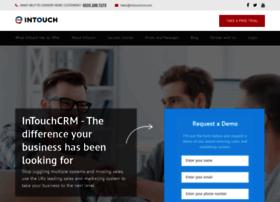 intouchcrm.co.uk