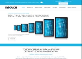 intouchscreens.com.au