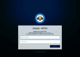 intra.apfdh.net