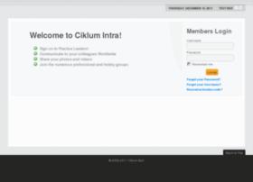 intra.ciklum.net
