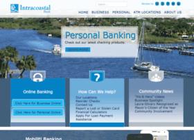 intracoastalbank.net