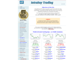 intradaytrade.net