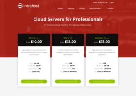 intrahost.co.uk