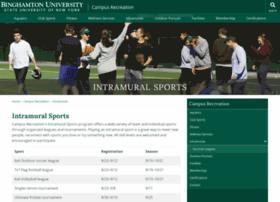 intramurals.binghamton.edu