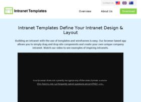 Intranet-templates.com
