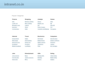 intranet.co.in