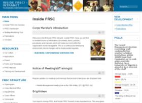 intranet.frsc.gov.ng