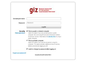 intranet.giz.de
