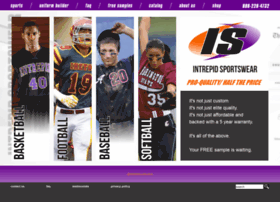 intrepidsportswear.com