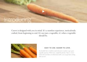 introducingcarrot.com