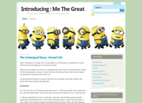 introducingmethegreat.wordpress.com
