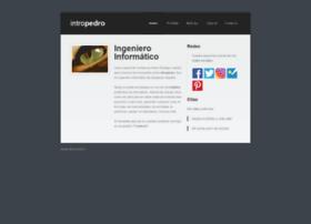 intropedro.com