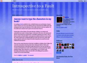 introspective-to-a-fault.blogspot.co.uk