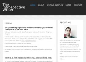 introspectivewriter.com