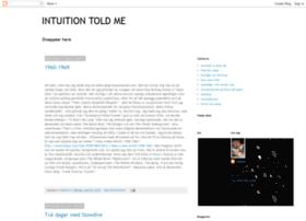 intuitiontoldme.blogspot.com