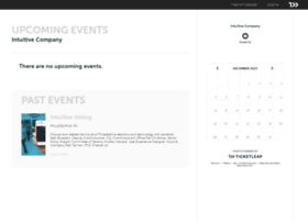 intuitive-company.ticketleap.com