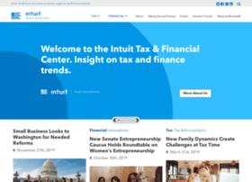 intuittaxandfinancialcenter.com