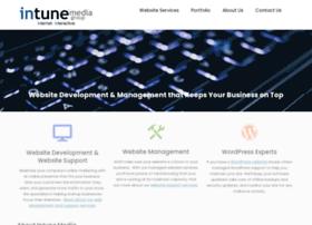 intunemedia.com