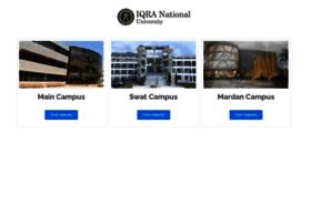 inu.edu.pk