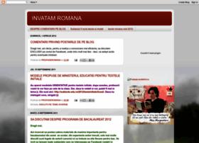 invatamromana.blogspot.com
