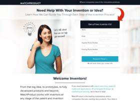 inventors.matchproduct.com
