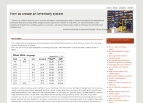 inventory-system.com