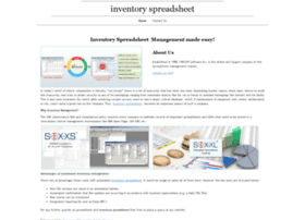 inventoryspreadsheet.yolasite.com