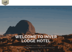 inverlodgehotel.co.uk