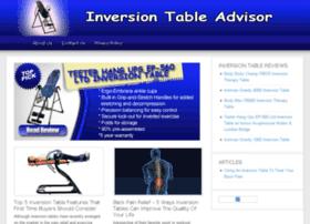 inversiontableadvisor.com