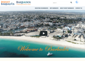 investbarbados.org
