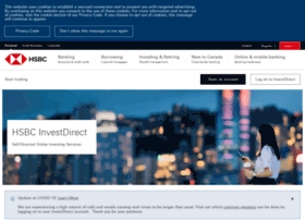 investdirect.hsbc.ca